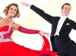 Anton DU Beke Erin Boag Strictly Come Dancing