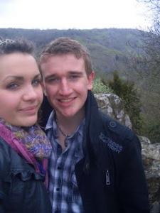 Vikki Hutton Cheddar Gorge