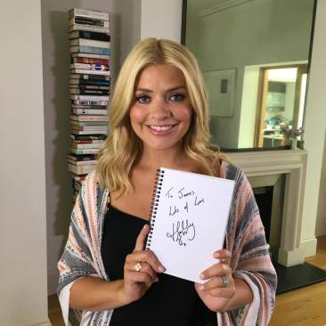 Holly Autograph