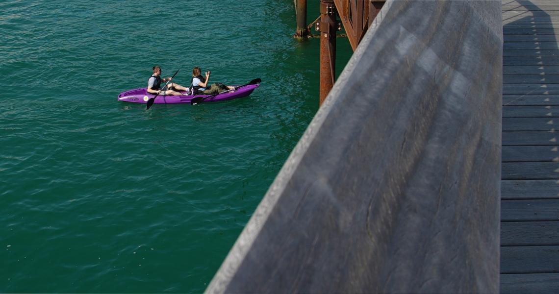 KayakingHastingsSelfie